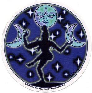 Shiva moons