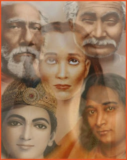 los gurus de SRF (self-realization fellowship)