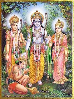 Rama, Sita, ... 3