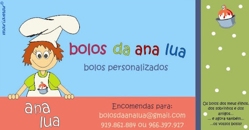 Bolos da Ana Lua