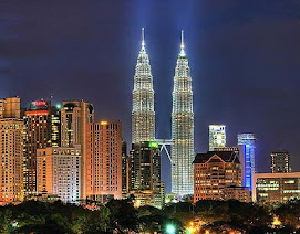 Petronas Twin Towers - Pride and Joy of Malaysia