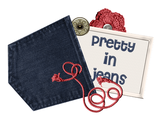 Pretty in Jeans Blog Wear
