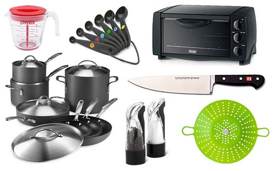 Useful kitchen appliances