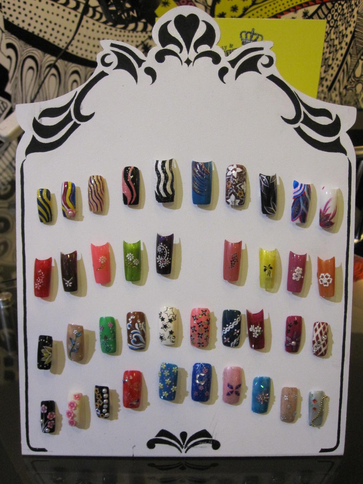 Nail Art Nail Art Salon