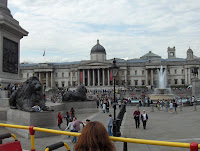 13-La National Gallery en Trafalgar Square
