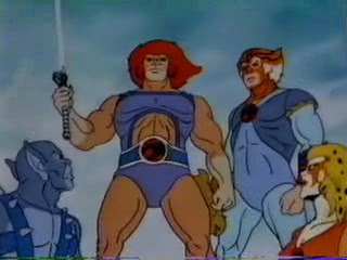Thunder Cats Series on Thundercats   Serie De 1985