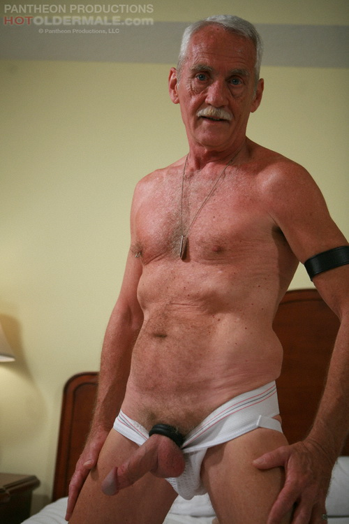Big cocks naked silver foxes
