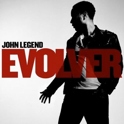 Cover: John Legend - Evolver (Deluxe Edition)