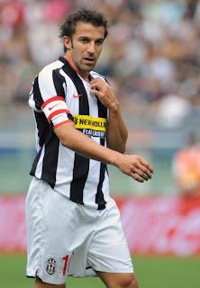 Lippi: Del Piero The Italian Rooney