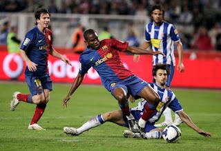 Espanyol 1-2 Barcelona Match Highlights