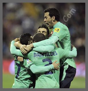 Barcelona Team, Barca, Barca players