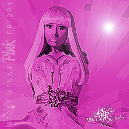 nicki minaj 2011 album cover. hair nicki minaj 2011 album.