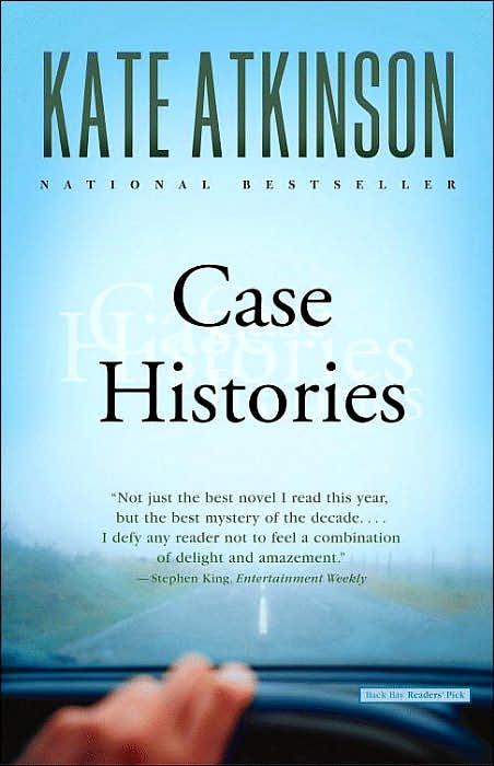 The Cyberlibrarian Reads: Case Histories
