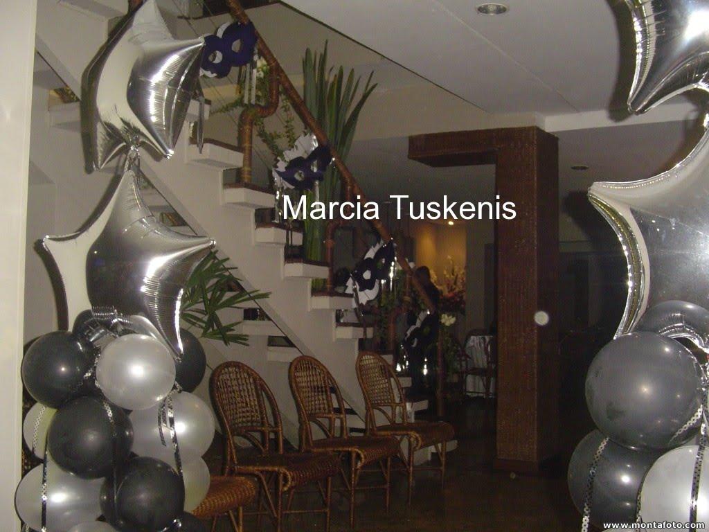Marcia Tuskenis  Decoração de eventos Festa a Fantasia