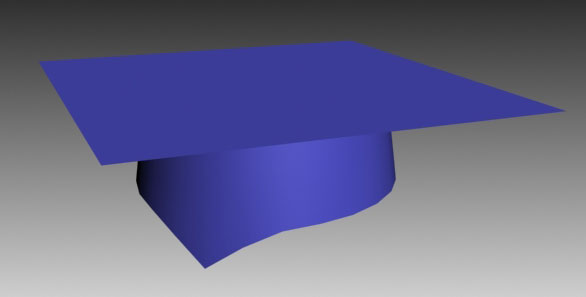 Birrete De Graduacion