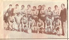 Equipo campeón de 1970