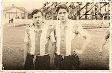Osvaldo Malet y Enrique Pallares