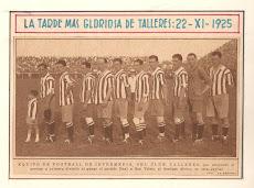 Talleres campeón de 1925