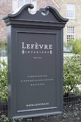 ALL MY BLOGPOSTS LINKED WITH LEFEVRE INTERIORS