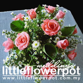 send flowers wedding favor