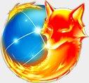 Gold Firefox