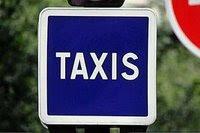 Taxi a Paris pour Roissy