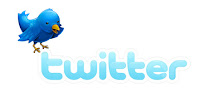 Twitter logo with Bird