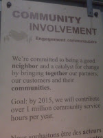 Starbucks Community Involvement
