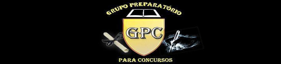 GPC - Grupo Preparatório Para Concursos