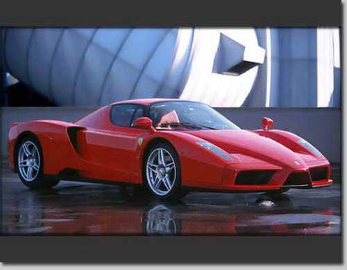 enzo ferrari wallpapers. Ferrari Enzo Wallpaper