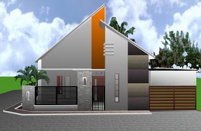 Simple Minimalist Design House