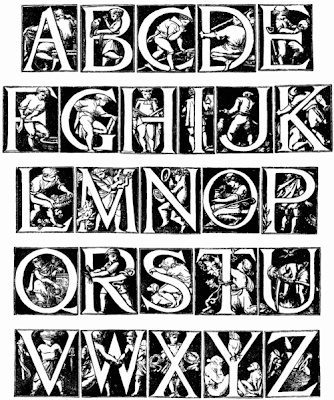 Cool Style Graffiti Alphabet Letters A Z Design Unique Uppercase Fonts Black And White