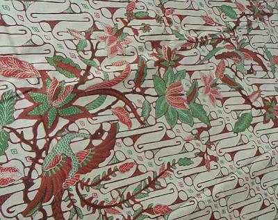 Batik Fabric Classic