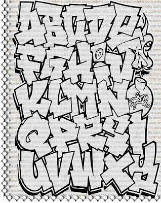 Alphabet Lettering A-Z