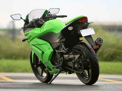 kawasaki 250cc ninja. Kawasaki Ninja 250R