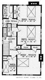 Floor Plans minimalist home design