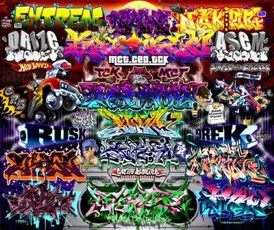 extreme-modification.blogspot.com - dragon tiger tattoos, graffiti creator