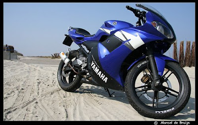 Yamaha TZR 50 Modification Full Specification For Sale