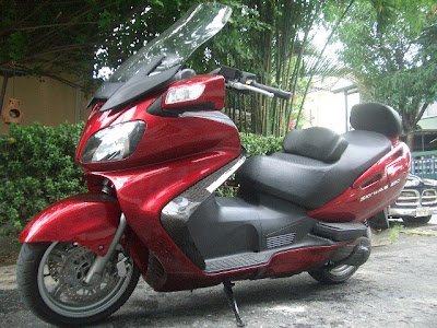Suzuki Skywave 650 Specifications