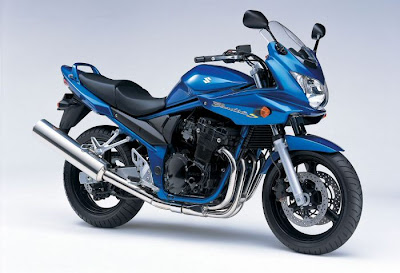 Custom Suzuki Thunder