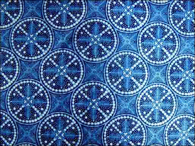 batik blue motif batik typical design batik typical is rainbow batik
