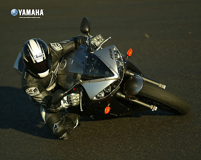 Yamaha R1 Motorcycle Action