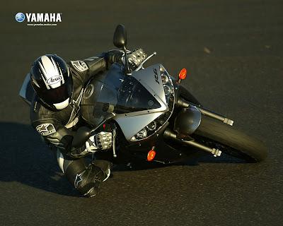 Yamaha R1 Motorcycle Action