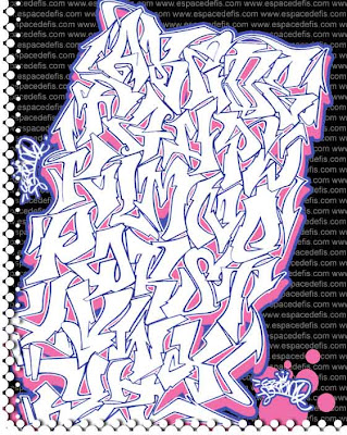graffiti letters z alphabet. how to draw graffiti letters