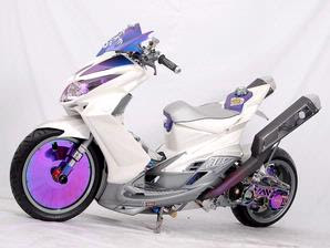 Matic Modification Yamaha Mio Soul