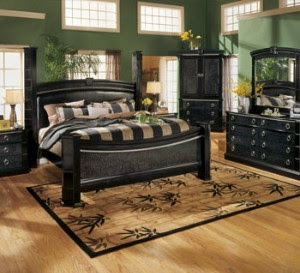 Ashley Furniture Showroom Bedroom Sets