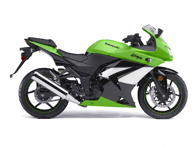 full specifications kawasaki ninja 250
