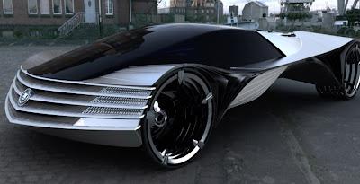 Cadillac Modern WTF