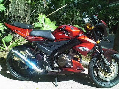 Vixion Modification Motorsport
