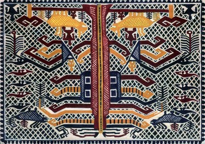 Indonesia Batik Fabric